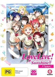 Love Live! Sunshine!! - Complete Season 1 on DVD