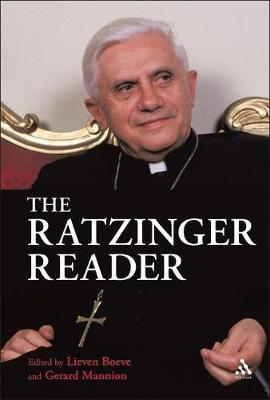 The Ratzinger Reader by Joseph Ratzinger image