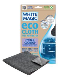 White Magic Oven & Cooktop Eco Cloth