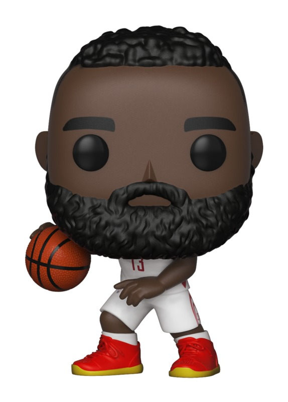 NBA: Rockets - James Harden Pop! Vinyl Figure