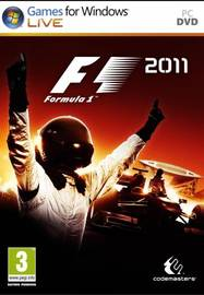 F1 2011 for PC Games