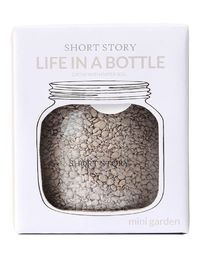 Short Story: Life in a Bottle - Grey image