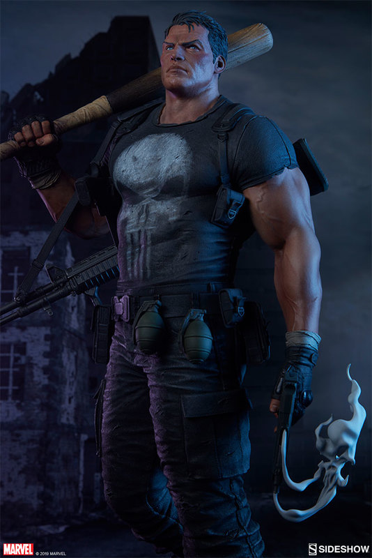 "Marvel: The Punisher - 22"" Premium Format Figure"