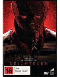 Brightburn on DVD