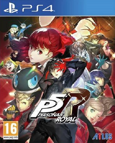 Persona 5 Royal Launch Edition for PS4