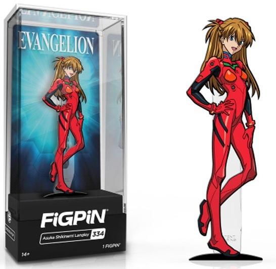 Evangelion: Asuka Langley (#334) - Collectors FiGPiN