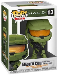 Halo: Master Chief - Pop! Vinyl Figure