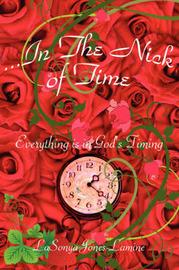 .In the Nick of Time by LaSonya Jones-Lamine image