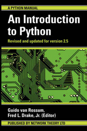 An Introduction to Python by Guido van Rossum image