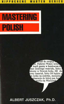 Mastering Polish with 2 Audio CDs by Albert Juszcak image
