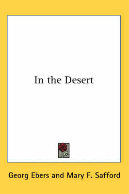 In the Desert by Georg Ebers image
