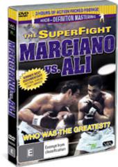 Marciano Vs Ali - The SuperFight on DVD