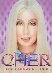 Cher - The Farewell Tour on DVD