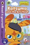 Moshi Monsters: Katsuma and the Art Thief - Read it Yourself with Ladybird: Level 4