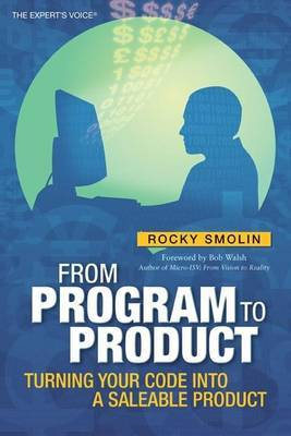 From Program to Product by Rocky Smolin image