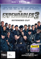 The Expendables 3 DVD