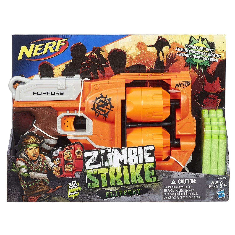 Nerf: Zombie Strike - FlipFury image