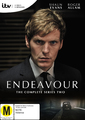 Endeavour- The Complete Season 2 on DVD