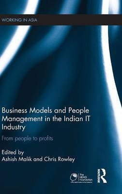 Business Models and People Management in the Indian IT Industry image