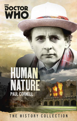 Doctor Who: Human Nature by Paul Cornell image