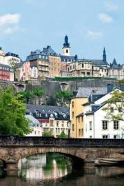Old Town Luxembourg Journal by Cool Image image