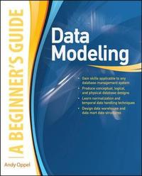 Data Modeling, A Beginner's Guide by Andy Oppel image