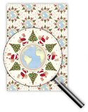 Quire: World Christmas - Gift Wrap