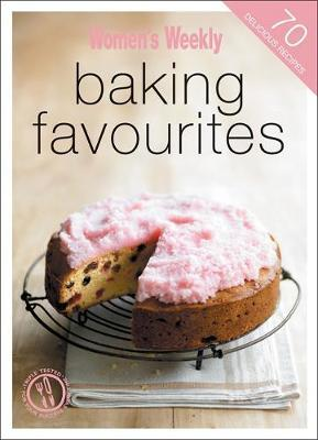 AWW: Baking Favourites by The Australian Women's Weekly image