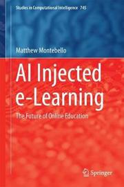 AI Injected e-Learning by Matthew Montebello