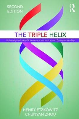 The Triple Helix by Henry Etzkowitz