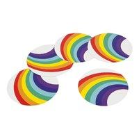 Sunnylife Coasters - Rainbow