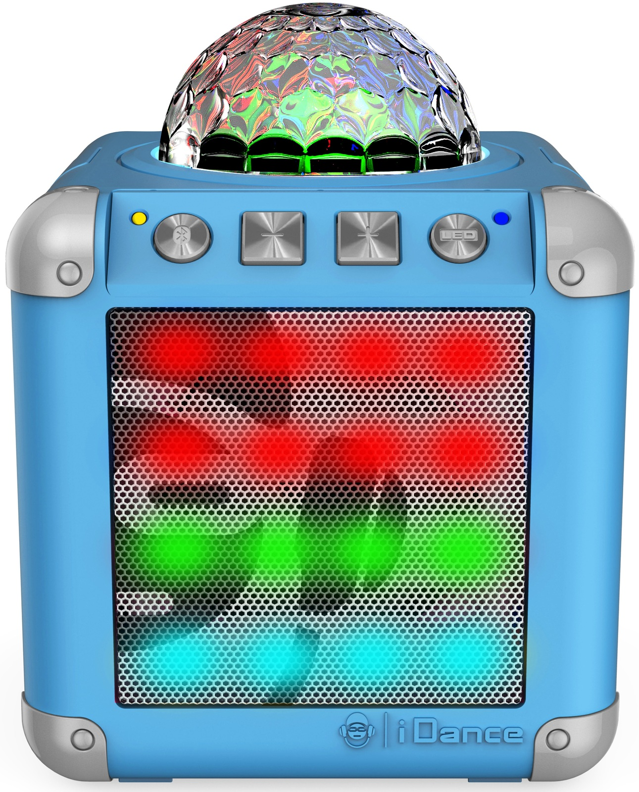 iDance Bluetooth Speaker Party System with Built-in Light Show image