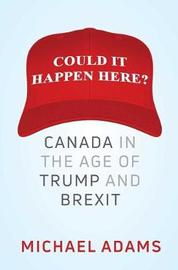 Could It Happen Here? by Michael Adams