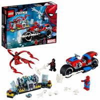 LEGO Super Heroes - Spider-Man Bike Rescue (76113)