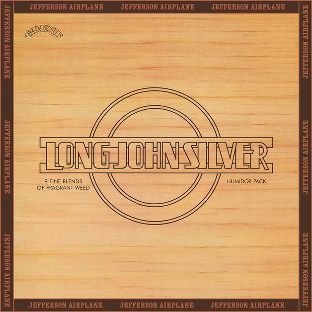 Long John Silver by Jefferson Airplane