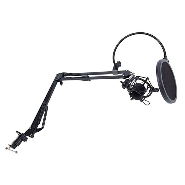 Microphone Equipment Shockproof Set
