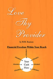 Love Thy Provider by M.M. Routson image