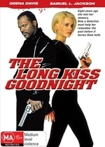 The Long Kiss Goodnight on DVD