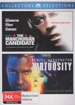 Manchurian Candidate, The (2004) / Virtuosity - Collectors Selections (2 Disc Set)  on DVD