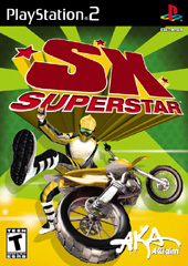 SX Superstar for PlayStation 2