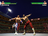 Legends of Wrestling: Showdown for PlayStation 2 image