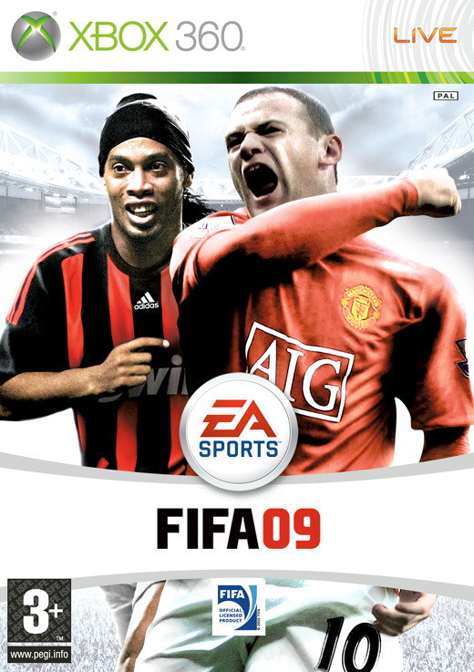 FIFA 09 for X360