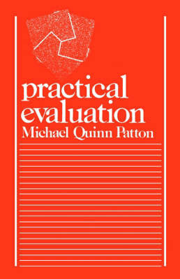 Practical Evaluation by Michael Quinn Patton