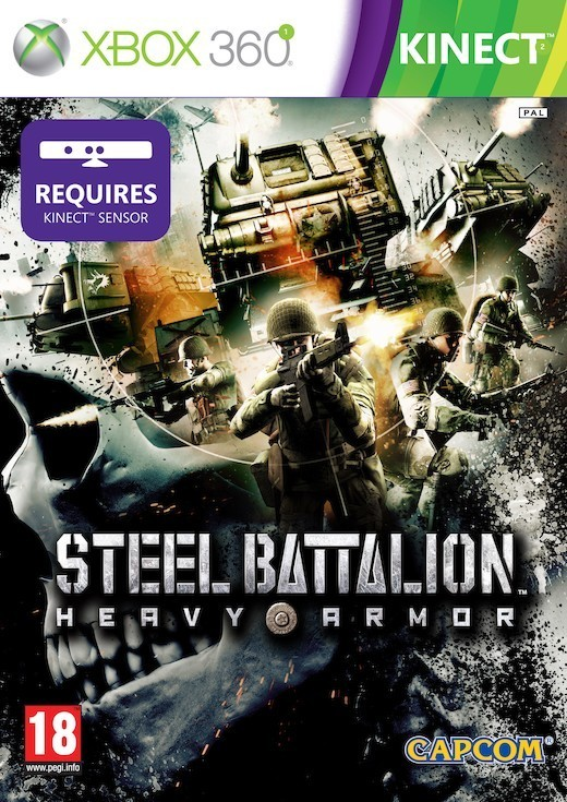 Steel Battalion: Heavy Armor for X360