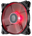 120mm Cooler Master JetFlo Case Fan - Red LED
