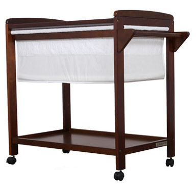 Childcare Universal Crib / Changer (Walnut)