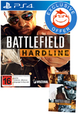 Battlefield Hardline Day One Edition for PS4