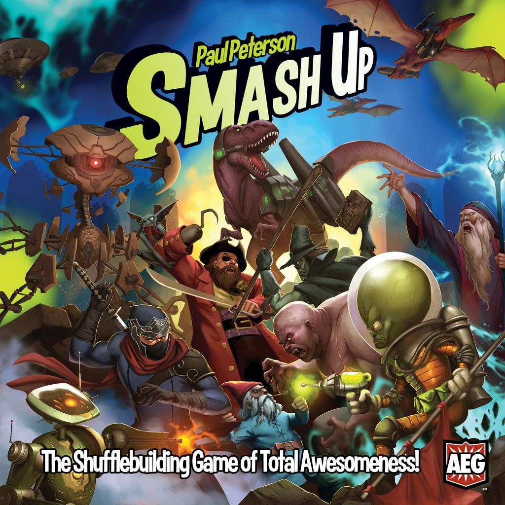 Smash Up image