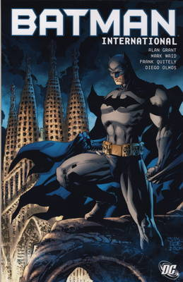 Batman by Mark Waid