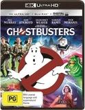 Ghostbusters (4K UHD + UV) DVD